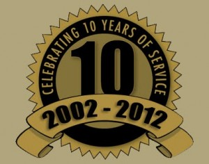 Tanuki Data celebrates its 10th Anniversary