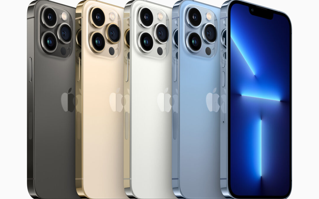 Apple introduces iPhone 13 and iPhone 13 mini, delivering breakthrough camera innovations and a powerhouse chip with an impressive leap in battery life